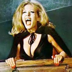 Ingrid Pitt, Countess Dracula