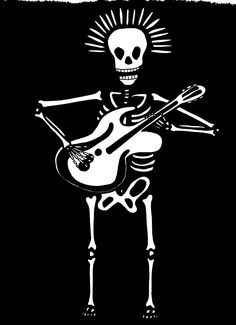 Day of The Dead..Music Man!