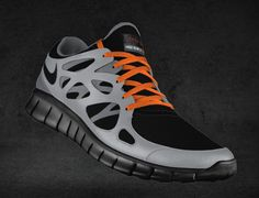 Nike Free Run  2 iD LEFTFO OTRITE