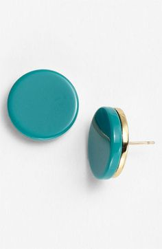 kate spade new york 'on the dot' stud earrings available at #Nordstrom