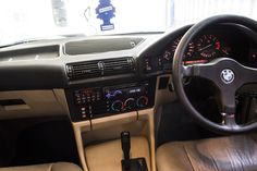 E34 BMW 535I 5Series