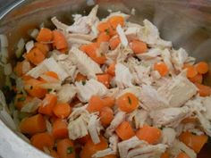 The Moonlight Factory: Homemade Chicken Noodle Soup