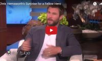 Chris Hemsworth Surprises Teenager with $10K Reward for his Honesty We'd return Thor's wallet also just to meet him in person!! This kid made out like a bandit for his honesty in returning Chris Hemsworth's wallet that was left at a restaurant! Good for him! See kids, honesty pays off…