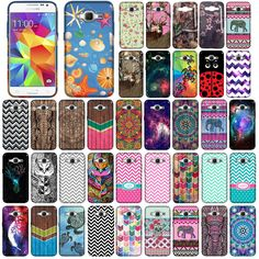 For Samsung Galaxy Core Prime G360 Prevail LTE Zigzag TPU Soft Rubber Case Cover #UnbrandedGeneric
