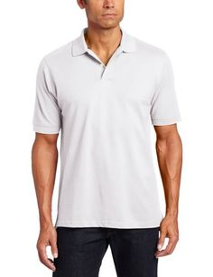 IZOD Men's Big-Tall Short Sleeve Basic Heritage Pique Polo