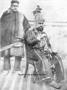 Maharaja Jaipur 1909.By Rohit Sonkiya