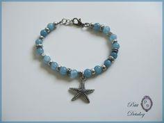 Turquoise Bracelet, Beaded Bracelets, Metal, Jewelry, Fashion, Starfish, Stars, Bangle Bracelets, Moda