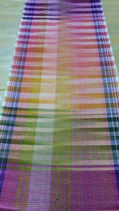 Ashleigh Edwin ~ textile hand woven fabric lovely colour blends