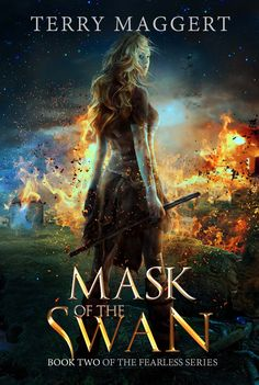 Mask of the Swan cover concept!
