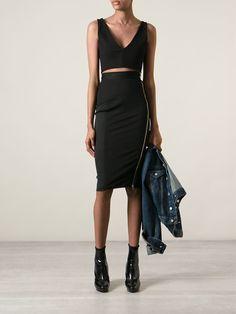 Marco Bologna Zipped Skirt - Elite - Farfetch.com