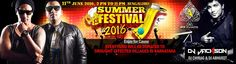Summer Festival 2016 @ Manpho Convention Centre - http://explo.in/1O1nwco #Bangalore #Festivals