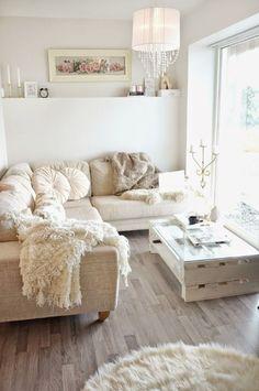 Nice 40 Elegant Small Living Room Decor Ideas https://homstuff.com/2017/06/06/40-elegant-small-livingroom-decor-ideas/