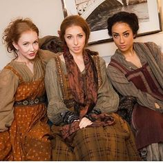 "164 Likes, 1 Comments - #1 Anastasia Musical Fan Page (@anastasiabroadway) on Instagram: ""Happy birthday to the gorgeous girl in the middle!!! I hope you have had the absolute best Broadway…"""