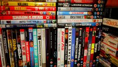 DVDs are much better in comparison to VHS and have largely replaced the VHS format because DVDs are compact, do not need to be rewinded and include special features. The picture quality and audio quality is much better and DVDs are easier to maintain.