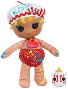 Lalaloopsy Babies Doll- Spot Splatter Splash, recommended ages 4-8 #gifts #holidays