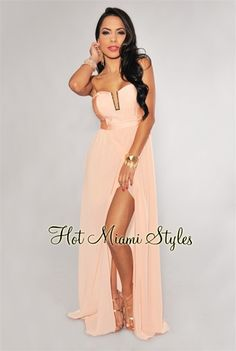 Just peachy ..... Loving nudes, and blush colours