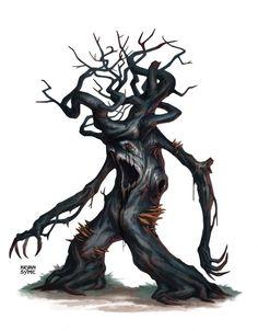 Deadly Plants 30 Ideas On Pinterest Fantasy Creatures Fantasy Monster Creature Art