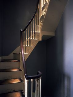 Rather than build a grand staircase, Thomas Jefferson designed stairways for Monticello that are elegant but narrow and hard to climb.