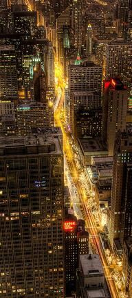 Chicago: home sweet home...