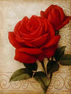 Ornamental Roses II ~ Igor Levashov