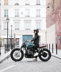 BMW R80 #scrambler discover #motomood