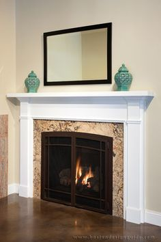 Commonwealth Fireplace traditional fireplaces