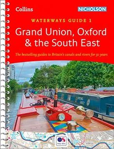 Free Read Grand Union, Oxford & the South East: Waterways Guide 1 (Collins Nicholson Waterways Guides) Author Collins Maps, Got Books, Books To Read, What To Read, Book Photography, Free Reading, Free Ebooks, Britain, Book Lovers, Oxford