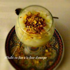 Dessert m'halbi (recettes)