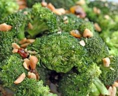Thai Broccoli Salad | Made Just Right by Earth Balance vegan plantbased