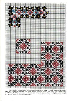 Simple Cross Stitch, Cross Stitch Borders, Cross Stitch Flowers, Cross Stitch Designs, Cross Stitch Patterns, Ribbon Embroidery, Cross Stitch Embroidery, Embroidery Patterns, Blackwork