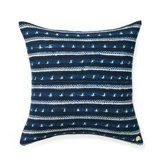 Indigo Pillow LVIII