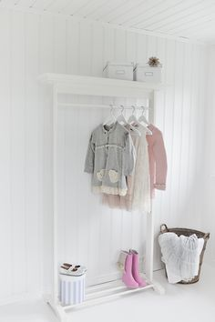 DIY Wardrobe for dress ups.