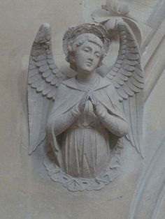 Arundel (Angel inside Cathedral), West Sussex, England | Flickr - Photo Sharing!