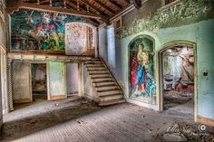 abandoned mansions - Google Search