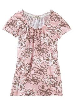 Boysen's Shirt S Shirt, Casual Jeans, Floral Tops, Women, Fashion, Moda, Top Flowers, Fashion Styles, Fashion Illustrations