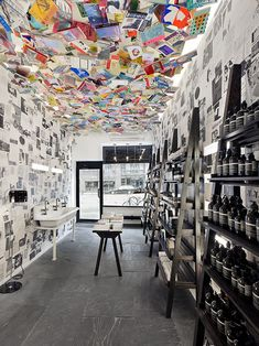 Aesop x The Paris Review store, New York City