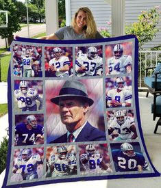 Cowboy Quilt, Small Throws, The Ultimate Gift, Quilts For Sale, Silky Touch, Dust Mites, Blanket Sizes, Pick One, Dallas Cowboys