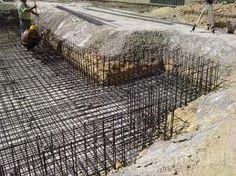 ARMADO: Emparrillado de varillas de refuerzo en las piezas de concreto.