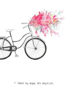 Felicity French - FF I want to ride my bicycle.jpg