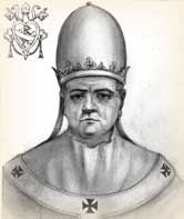 ODD ORBIT: News Oddities around the World; Celestine V (1294) : Overwhelmed by the demands of the office, this hermetic pontiff stepped down after five months as pope in 1294.