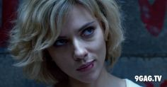 "Watch Scarlett Johansson Become Superpowered And Kill Villains As ""Lucy"" 