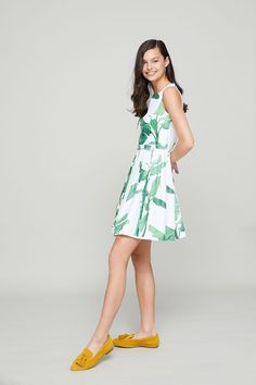 PETRA PLEAT DRESS Printed Dresses, Womens Size Chart, S Models, Petra, Damask, Stripes, Summer Dresses, Long Sleeve, Sleeves