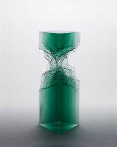 Les sculptures en verre de Ben Young benyung verre sculpture 09