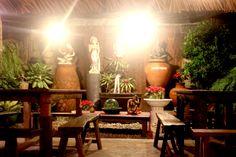 Hidden Garden Night VIew
