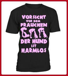 DER HUND IST HARMLOS - Shirts für reisende (*Partner-Link)