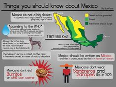 THIS IS A PUBLIC SERVICE ANNOUNCEMENT: Things you should know about Mexico.