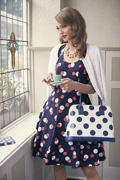 Soda Pop Dress, Monika Jacket & Love Bug Bag