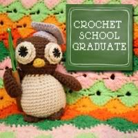 Craftyminx's Crochet School. how to crochet.