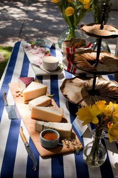 Cheese and Crackers Display perfect for engagement party, bridal shower, wedding shower galore galore and more