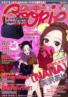 Manga Art, Manga Anime, Anime Art, Kawaii, Wallpaper Animé, Yazawa Ai, Wall Prints, Poster Prints, Poster Wall